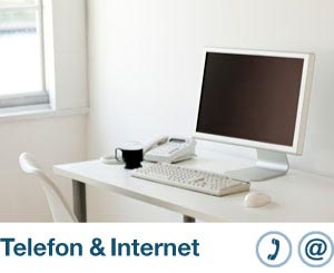 Telefon & Internet